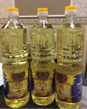 Supplies of sunflower oil